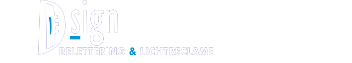 D-Sign Belettering & Lichtreclame